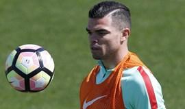 Disponibilidade de Pepe para a Seleção vista em Espanha como um 'esticar de corda'