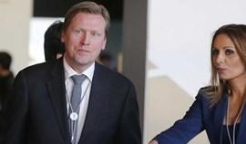 Presidente da federação islandesa para Portugal: «Não precisam de agradecer»
