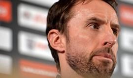 Gareth Southgate revela que adiar particular com Alemanha nunca esteve em causa