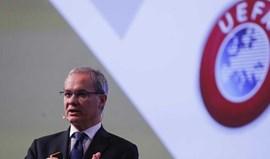 Diretor da UEFA acredita que Portugal vai recuperar vagas na Champions