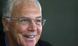 Beckenbauer interrogado por autoridades suíças