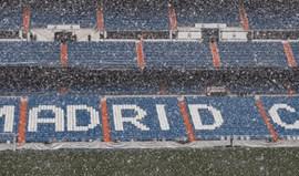Real Madrid mostrou neve no Bernabéu e o Bayern não demorou a responder