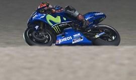 MotoGP: Viñales domina primeiros treinos livres
