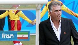 Irão de Queiroz vence no Qatar e reforça liderança