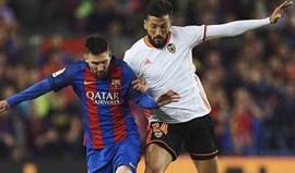 Federação volta atrás e suspende Messi