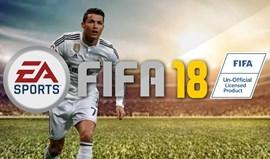 FIFA 18: Estes são os pedidos mais recentes