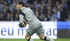 Casillas critica antijogo e faz apelo à FPF: «Isto não pode acontecer»