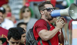 Madureira poderá liderar claque de Portugal na Luz