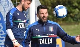 Itália: Buffon vale por 1000