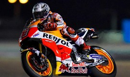 MotoGP: Márquez quer (ainda) mais história