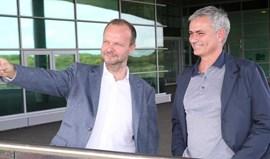 Woodward confiou contratações a Mourinho e deu-lhe a chave do cofre do United