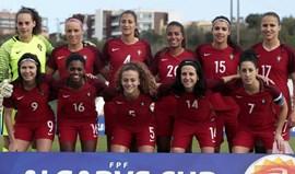 Portugal mantém 38.º lugar no 'ranking' de futebol feminino