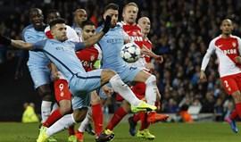 Man. City multado em 18 mil euros pela UEFA