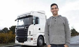 Uma nova vida num camião