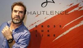 Cantona sai em defesa de Benzema com 'boca' a François Fillon