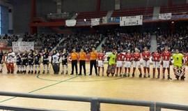 Benfica perde com Gijón e falha final feminina da Liga Europeia