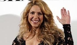 Shakira seduz em novo videoclip