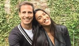 Namorada de João Pereira fala em amor para toda a vida