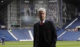 Arsenal preparado para renovar com Wenger por mais... duas temporadas
