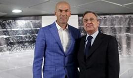 Zidane já disse a Florentino Pérez quem deve ser o novo galático