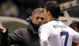 Mourinho reconheceu um erro e pediu desculpa a... Ronaldo