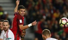 Titularidade de Pepe causa estranheza em Espanha