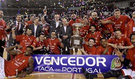 Benfica conquista a Taça de Portugal
