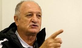 Scolari pisca o olho ao Mundial'2018: «Escrevam o que vos digo»