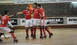 Benfica vence em Turquel e volta ao 2.º lugar