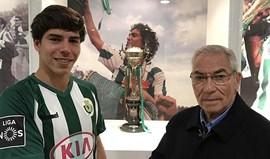 André Sousa: «Quero chegar ao topo do futebol»