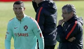 Trabalhar para recordes de Ronaldo? Só frente a equipas muito fraquinhas