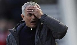 É capitão e melhor marcador do clube mas querem que Mourinho o venda