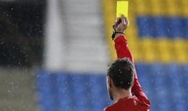Liga portuguesa está entre as campeãs dos cartões