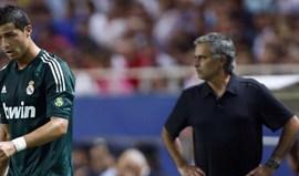 Ronaldo e Mourinho têm ponto em comum: ninguém ganha tanto dinheiro como eles