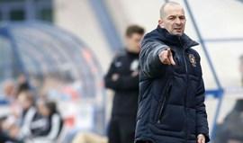 Sp. Braga domina convocatória de Portugal sem jogadores do Benfica
