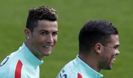 Cristiano Ronaldo congratula-se com homenagem ao povo madeirense
