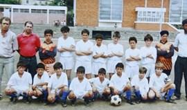 Andorinha recorda miúdo traquina e irrequieto no regresso de Ronaldo à Madeira