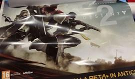 Poster denuncia data de lançamento de Destiny 2