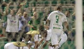 Chapecoense e Atlético Nacional vão disputar a Supertaça sul-americana