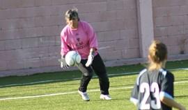 Rosa Cruz guardiã aos 54 anos