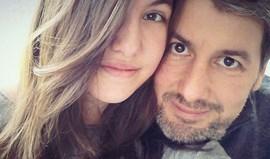 Bruno de Carvalho dá os parabéns à filha e 'ameaça' amigos: «Tenho uma moca de Rio Maior...»