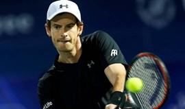 Lesão num cotovelo afasta Andy Murray da Taça Davis