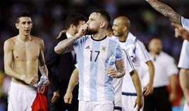 Jogadores da Argentina vão tomar... Viagra