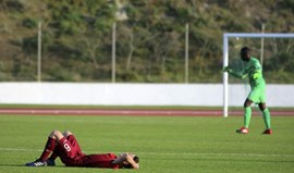 Sub-17: Portugal falha Europeu... por um golo