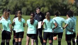 Seleção feminina no quarto pote do sorteio de qualificação para Mundial