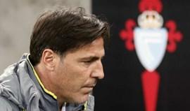 Celta de Vigo e Villarreal disputam Eduardo Berizzo