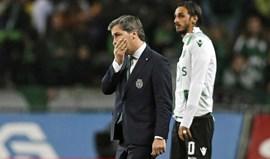 Sporting considera castigo a Bruno de Carvalho absurdo