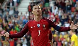 Portugal-Suécia, 2-0 (2.ª parte)