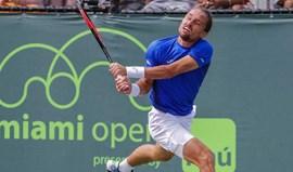 Ucrânia sem os três melhores tenistas para duelo com Portugal na Taça Davis
