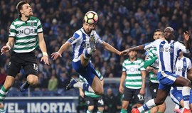 Apanha-bolas do Dragão 'absolvidos' no clássico com o Sporting